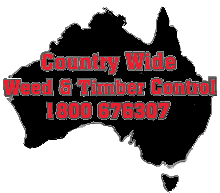 Countrywide Weed & Timber Control Logo